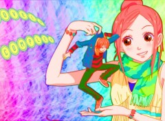 Fonds d'écran Manga Image sans titre N°284734