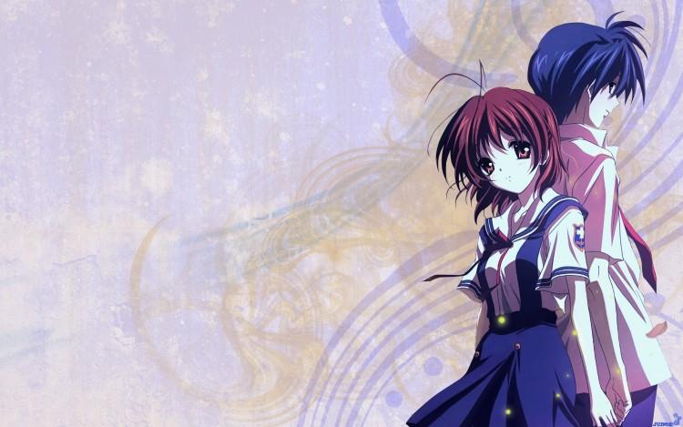 Clannad Tomoya And Nag...