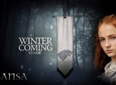 Fonds d'écran Séries TV Sansa Stark