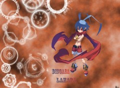 Fonds d'écran Manga Alchemist laharl in strange world