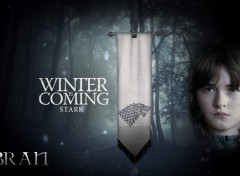 Fonds d'écran Séries TV Bran Stark
