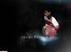 Wallpapers Sports - Leisures Javier Pastore
