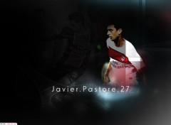 Fonds d'écran Sports - Loisirs Javier Pastore
