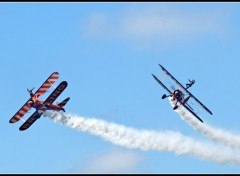 Wallpapers Planes Breitling Wingwalkers
