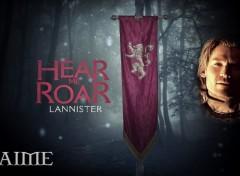 Fonds d'écran Séries TV Jaime Lannister