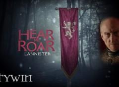 Fonds d'écran Séries TV Tywin Lannister