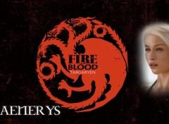 Fonds d'écran Séries TV Daenerys