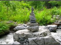 Wallpapers Nature Piramide Zen