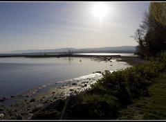 Fonds d'écran Nature Coucher de soleil...un soir d'été
