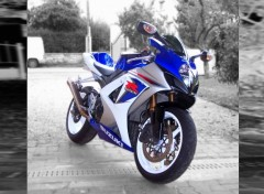 Wallpapers Motorbikes GSX-R 1000 K8