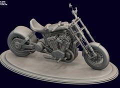 Wallpapers Digital Art Drive n' Dead  Concept 2 roues