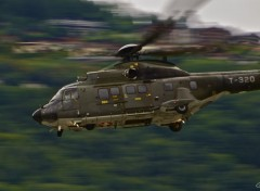 Wallpapers Planes Super Puma