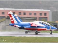 Wallpapers Planes patrouille française