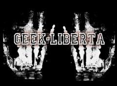 Fonds d'écran Informatique Geek liberta
