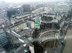 Fonds d'écran Voyages : Europe Toits de Londres