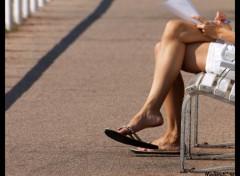 Fonds d'écran Hommes - Evênements Jolies jambes...
