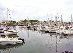 Wallpapers Boats Port CapBreton