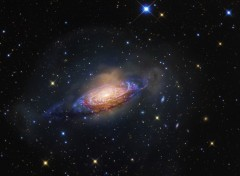 Wallpapers Space NGC 3521