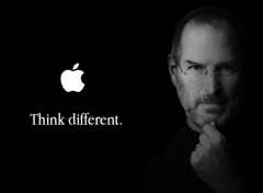 Fonds d'écran Célébrités Homme Steve Jobs