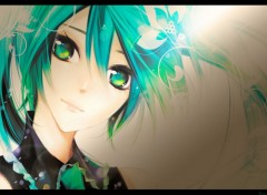 Wallpapers Manga Hatsune miku