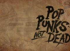 Wallpapers Music Pop punks not dead