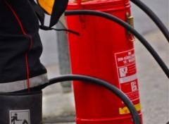Fonds d'écran Hommes - Evênements Equipement du pompier