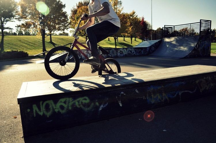Wallpapers Sports - Leisures BMX Grind