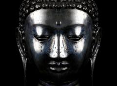 Fonds d'�cran Voyages : Asie T�te de Bouddha un petit montage