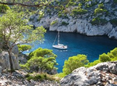 Wallpapers Digital Art Calanques de Cassis