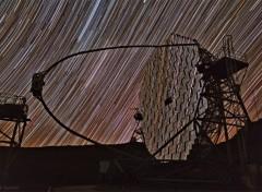 Wallpapers Space Trainées d'étoiles