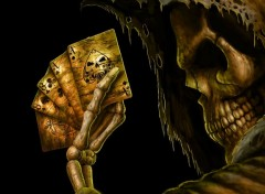 Wallpapers Fantasy and Science Fiction Dead Mans Hand