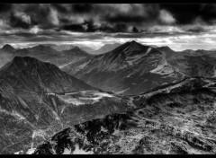 Fonds d'écran Nature Les Alpes