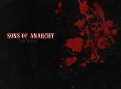 Wallpapers TV Soaps Sons Of Anarchy - Reaper Blood