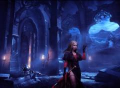Fonds d'écran Fantasy et Science Fiction L'inquisitrice