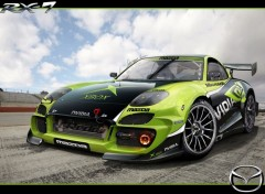 Wallpapers Cars mazda rx-7