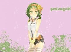 Fonds d'écran Manga Gumi