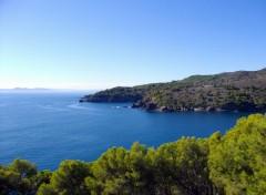 Fonds d'écran Nature bords de méditerranée