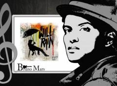 Fonds d'écran Musique Bruno Mars