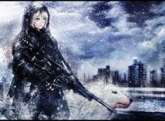Wallpapers Digital Art Froid ardent