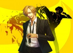 Wallpapers Manga Sanji