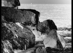 Fonds d'écran Nature Vu sur la Mer