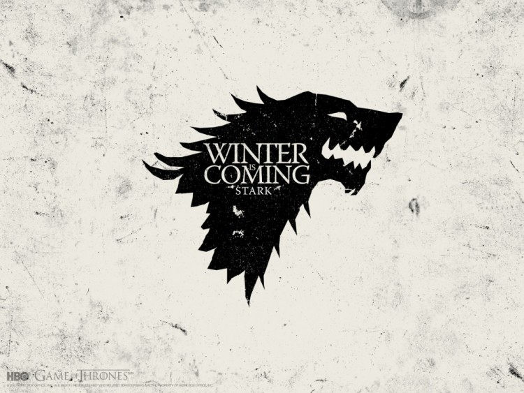 Wallpapers TV Soaps Le Trône de Fer : Game Of Thrones Winter is coming