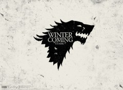 Fonds d'écran Séries TV Winter is coming