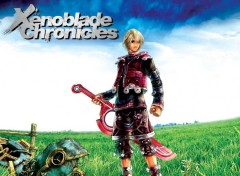 Wallpapers Video Games Wallpaper Xenoblade
