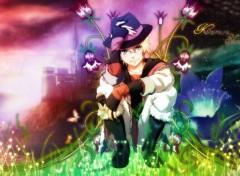 Fonds d'écran Manga Kurusu-Shou