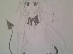 Wallpapers Art - Pencil ToLoveRU