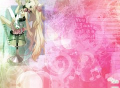 Wallpapers Manga Musique