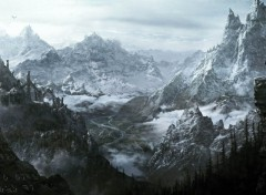 Wallpapers Video Games Skyrim