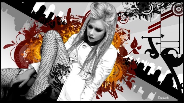 Wallpapers Music Avril Lavigne Avril Lavigne