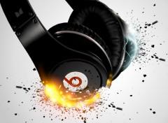 Fonds d'écran Musique Beats explosion